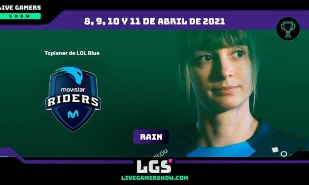 Movistar Riders, un club ganador, en Live Gamers Show