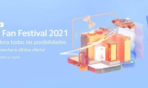 Nuevas ofertas de Xiaomi para seguir celebrando el Mi Fan Festival