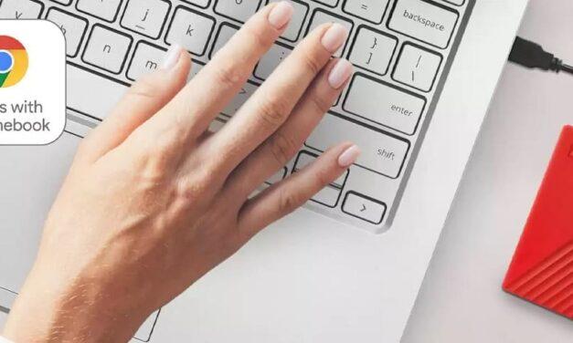 Soluciones de almacenamiento certificadas Works With Chromebook de Western Digital