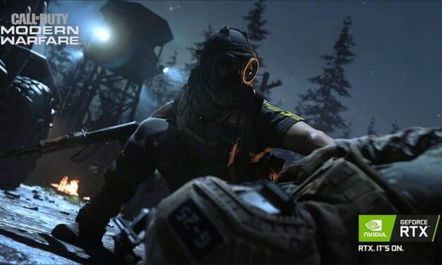 NVIDIA DLSS llega a Call of Duty: Warzone y Call of Duty: Modern Warfare