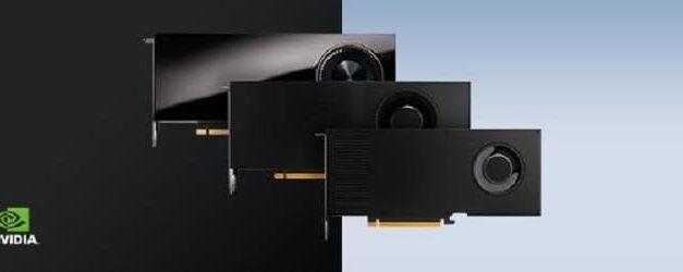 PNY ha anunciado el lanzamiento de las nuevas tarjetas gráficas profesionales NVIDIA RTX A5000 y A4000 en la GTC21