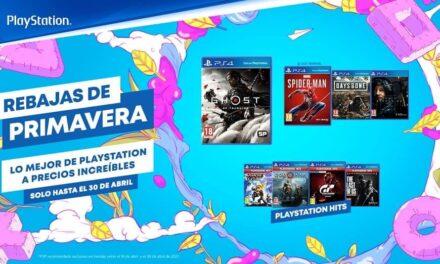 Las Rebajas de Primavera de PlayStation llegan hoy a los puntos de venta
