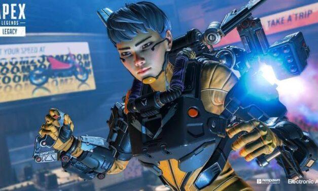Vakyrie despliega sus habilidades en un nuevo vídeo de Apex Legends: Legado