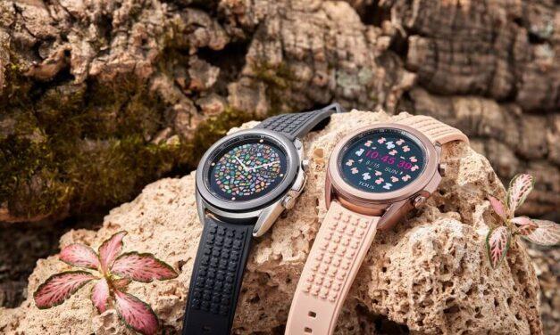 Samsung y TOUS reeditan la versión más tierna del Galaxy Watch 3