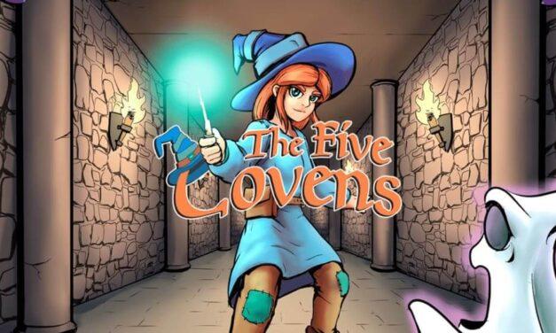 Entrevista a RB Games, desarrolladores de The Five Covens