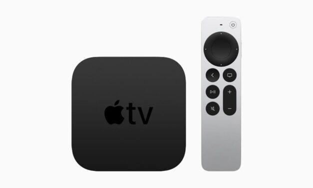 Apple anuncia la nueva generación del Apple TV 4K, que lleva el mejor dispositivo para ver series y películas aún más lejos