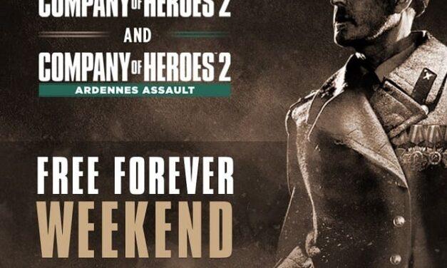 """Company of Heroes 2 y su principal expansión """"Ardennes Assault"""" ahora gratis para descargar en Steam"""
