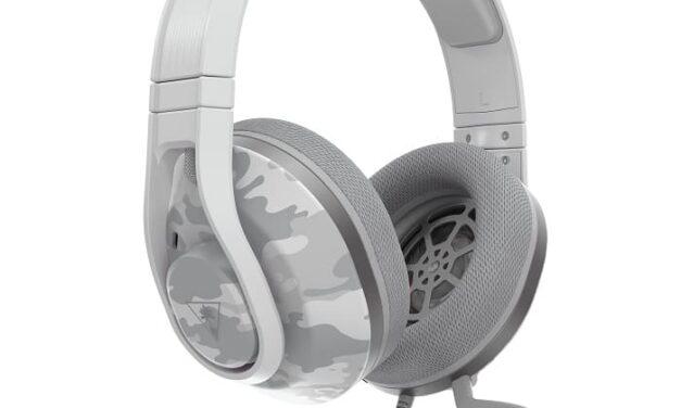 Turtle Beach anuncia los auriculares multiplataforma Recon 500