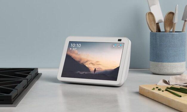 Amazon presenta la nueva generación del Echo Show 8 y el Echo Show 5