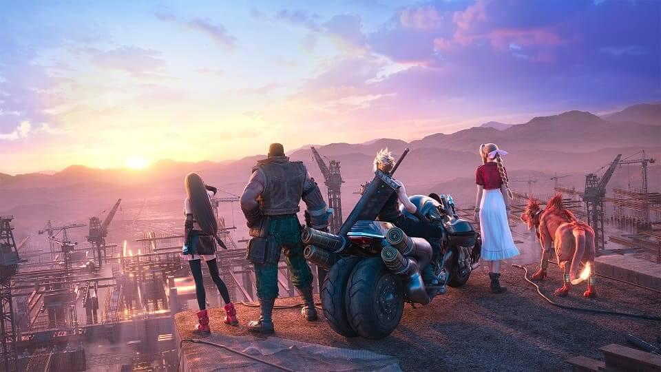 Final Fantasy VII Remake Intergrade ya disponible para PS5