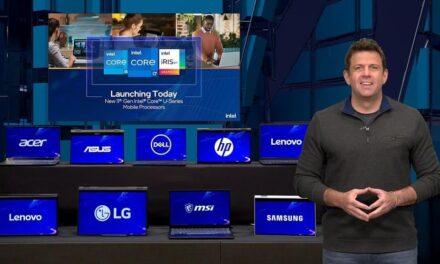 El mejor procesador del mundo para portátiles finos y ligeros de Windows mejora