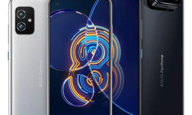 ASUS presenta nueva serie: Zenfone 8 y Zenfone 8 Flip