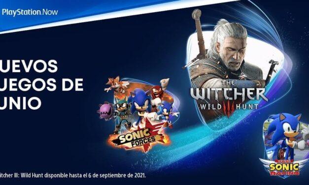 Siete grandes títulos se suman al catálogo de PlayStation Now en junio