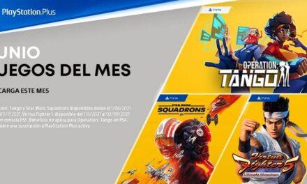 Operation: Tango, STAR WARS: Squadrons y Virtua Fighter V entre las novedades de PlayStation Plus en junio