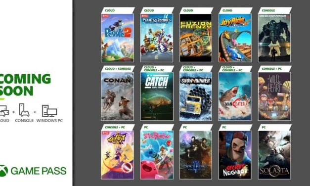 Próximamente en Xbox Game Pass: The Wild at Heart, Conan Exiles, Knockout City y mucho más