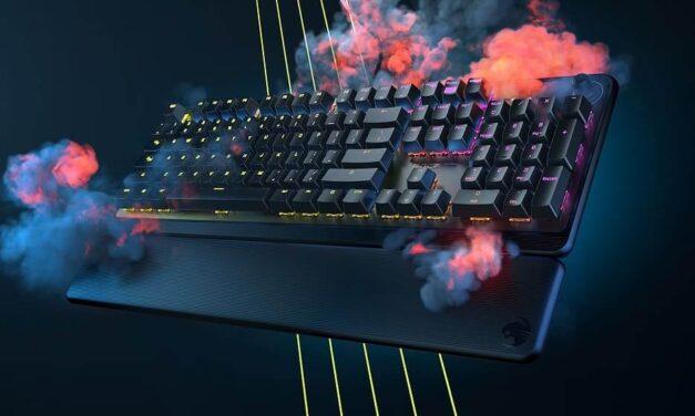 ROCCAT presenta los nuevos teclados Magma y Pyro