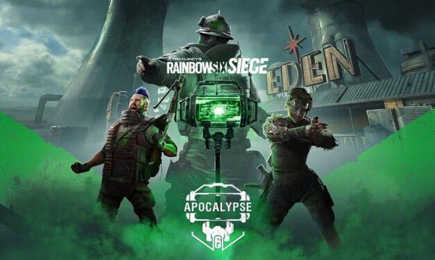 """Lucha por la última esperanza de la humanidad en el evento de tiempo limitado """"Apocalypse"""", de Rainbow Six Siege"""