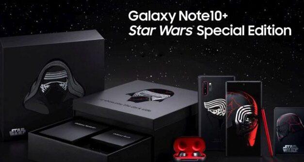"""4 de mayo: las mejores colaboraciones de """"Star Wars"""" y Samsung"""