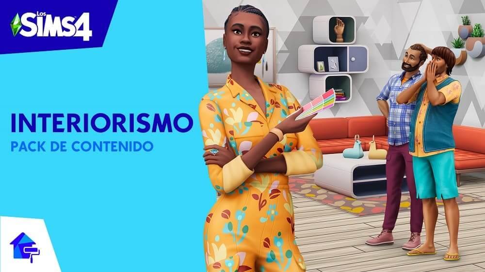 El nuevo Pack de Contenido Los Sims 4 Interiorismo, ya disponible