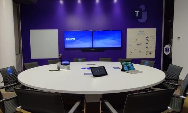 Microsoft ofrece experiencias inmersivas de trabajo colaborativo y comunicaciones unificadas gracias a Teams Xperience