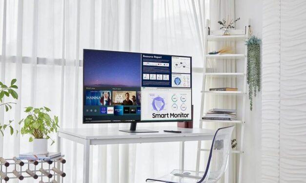 Samsung amplía la gama de Smart Monitor para satisfacer la demanda de pantallas para todo tipo de tareas
