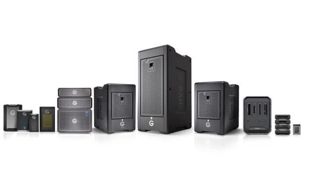 Western Digital presenta SanDisk Professional