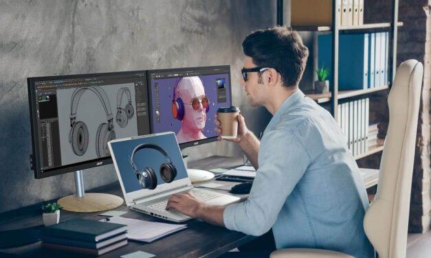 Acer presenta SpatialLabs para ConceptD, empoderando a los creadores con 3D estereoscópico
