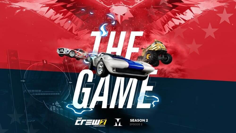 El segundo episodio de la Season 2 de The Crew 2, The Game, disponible desde mañana con una actualización gratuita