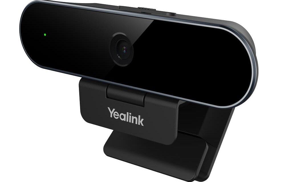 Yealink UVC20, la nueva cámara web de SPC certificada con Microsoft Teams y diseñada para el teletrabajo
