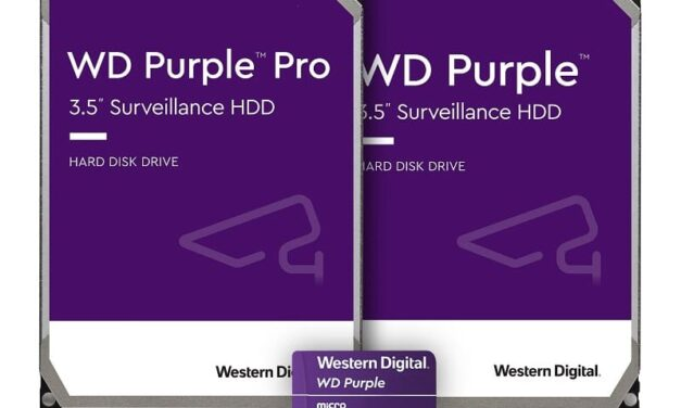 Western Digital presenta nuevas soluciones de videovigilancia inteligente