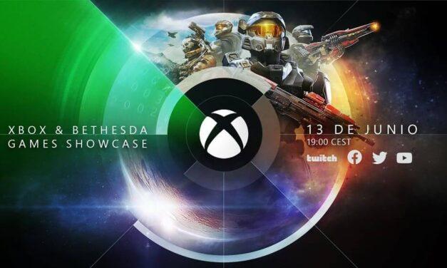Únete al Xbox & Bethesda Games Showcase el domingo 13 de junio