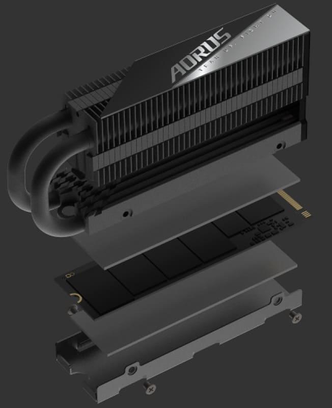 Gigabyte presenta el Aorus Gen4 7000s Prem SSD, tu elección más inteligente para una SSD de alta velocidad