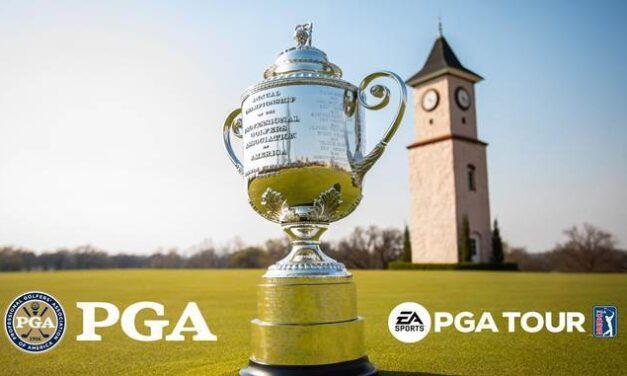 Electronic Arts y la PGA de América se asocian para llevar el campeonato y la experiencia de los entrenadores de la PGA a PGA Tour de EA SPORTS