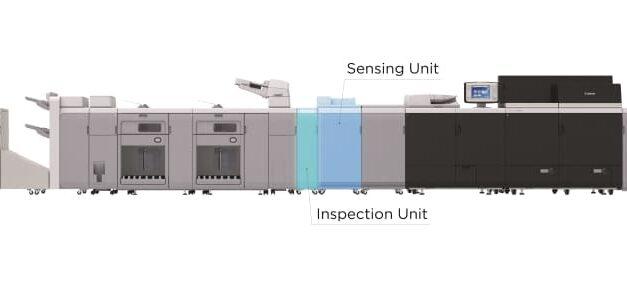 Canon presenta nuevas posibilidades de automatización para la serie imagePRESS C10010VP con un control de calidad avanzado y una inspección precisa de los trabajos de impresión