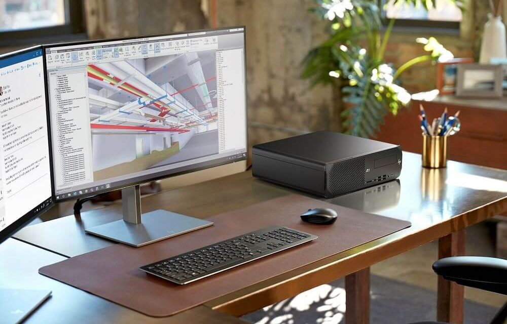 Los nuevos ordenadores de sobremesa Z by HP, alcanzan su máximo nivel de rendimiento con NVIDIA