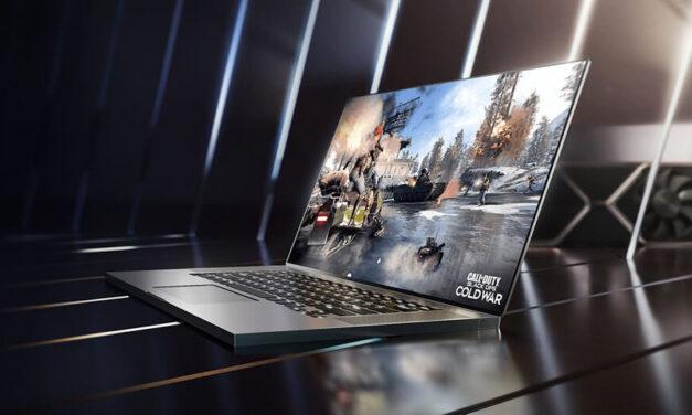 NVIDIA transforma los portátiles convencionales en máquinas para jugar con las GeForce RTX Serie 30