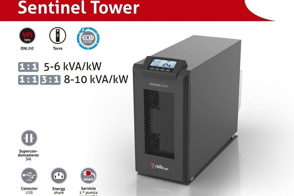 Sentinel Tower, el SAI más destacado del mercado