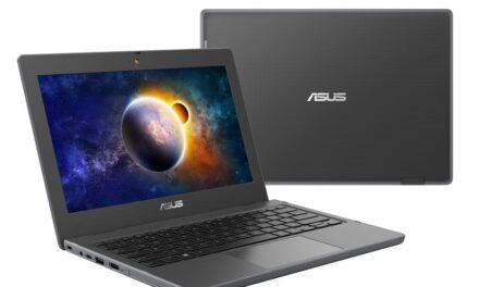 ASUS lanza la nueva serie ASUS BR1100 para educación