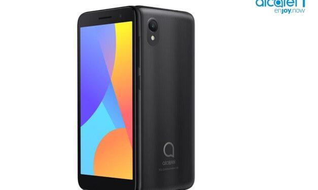TCL Communication incorpora el nuevo y asequible Alcatel 1 a su gama de smartphones