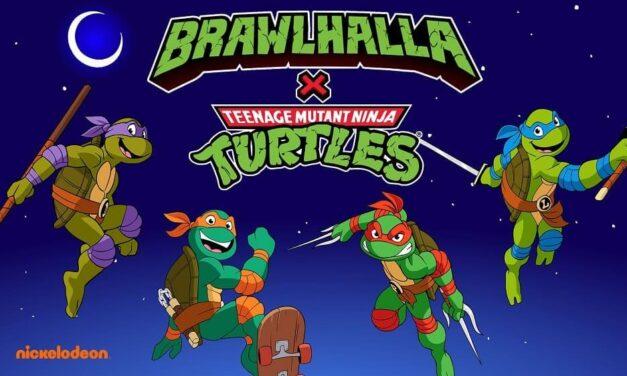 Las Tortugas Ninja de Nickelodeon se unirán a Brawlhalla como Crossovers Épicos el 16 de junio