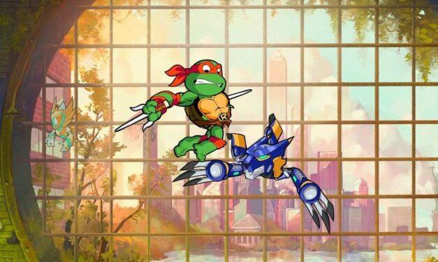 A partir de hoy Lucha como Raphael, Michelangelo, Leonardo y Donatello, de la serie de las Tortugas Ninja de Nickelodeon en Brawlhalla
