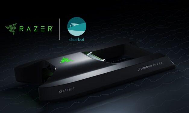 Razer anuncia su colaboración con ClearBot para limpiar los océanos de forma inteligente