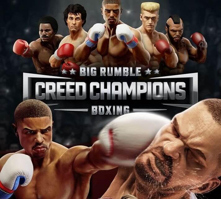 Big Rumble Boxing: Creed Champions llegará a consolas y PC el 3 de septiembre