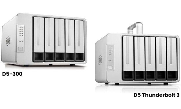 TerraMaster presenta una solución sencilla para combatir los elevados precios de los discos duros SSD/HDD y a la falta de stock