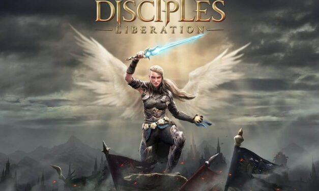 Disciples: Liberation ya a la venta