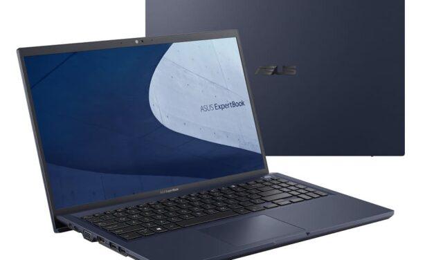 ASUS lanza la serie ExpertBook B1