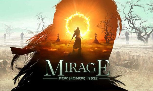 """For Honor anuncia que """"Mirage"""", la Season 2 del Year 5, estará disponible el 10 de junio"""