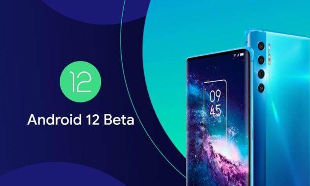 El TCL 20 Pro 5G se une al programa Developer Preview de Android 12 en Google I/O 2021