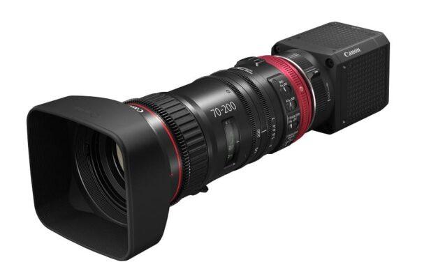 Importantes actualizaciones del firmware para varias cámaras y objetivos EOS Cinema de Canon