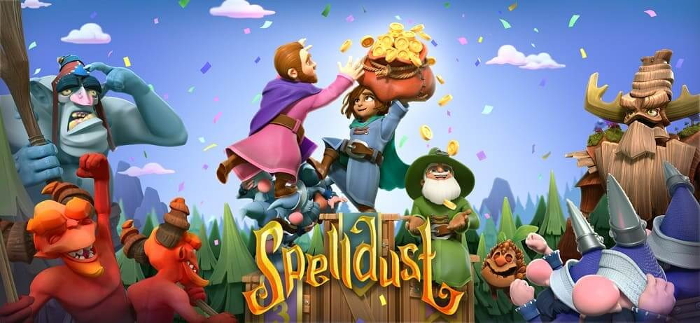 ¡Spelldust será lanzado globalmente para iOS y Android el 22 de junio!